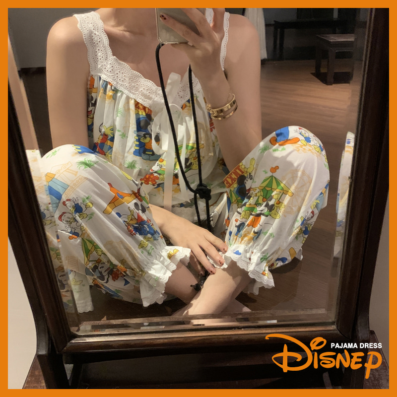 DISNEY PAJAMAS DRESS Ver.4